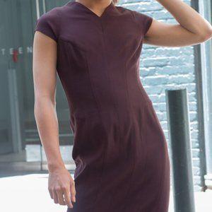 EUC Narciso Rodriguez Wool Shift Size 4